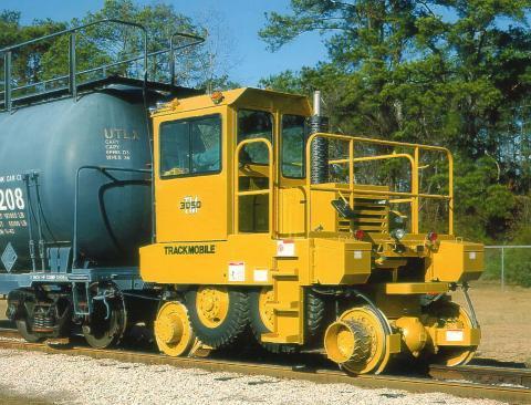 3050TM Trackmobile